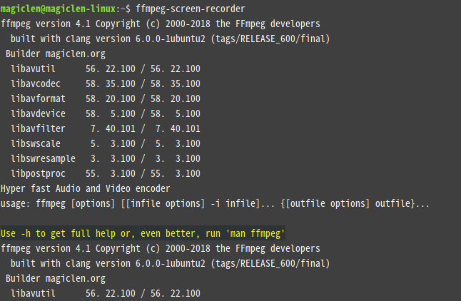 ffmpeg-screen-recorder