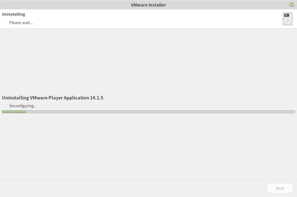 如何移除Linux作業系統上安裝的VMware Workstation (Pro 或
